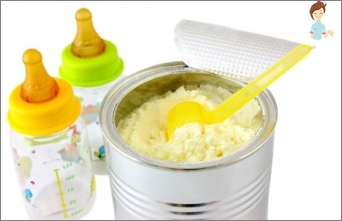 Adapted milk formula: artificial feeding infants