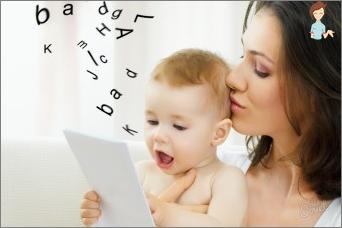 Kai vaikas yra laikas tarti pirmą žodį?