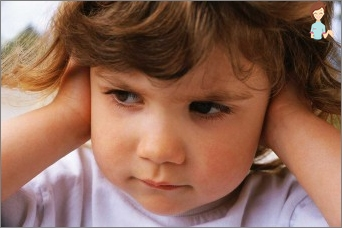 Otitis in the baby: what to do?