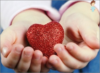 How to recognize a heart defect in children?