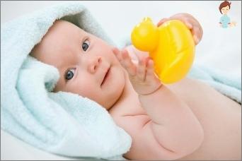 Why does the newborn skin peel