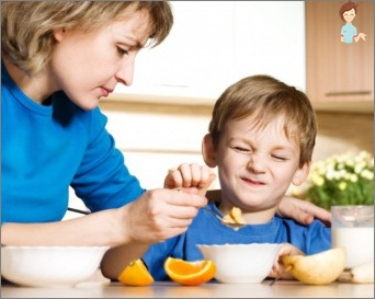 How to increase the appetite of a child and establish a healthy diet?