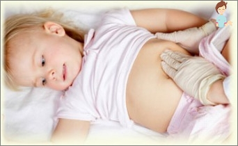 How to identify appendicitis in a child?