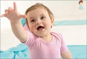 Why does hydrocephalus develop in children?