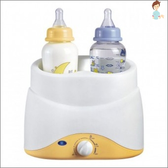 Heaters for baby food: which is better?
