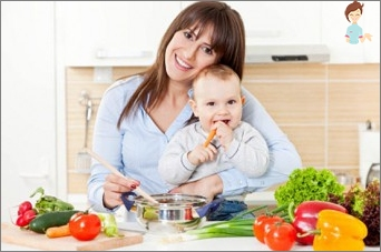Breastfeeding and Mom's Diet