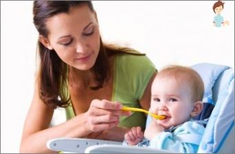 У ком узрасту је најбоље да почнете чврсте хране?