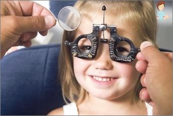 Causes of astigmatism in children
