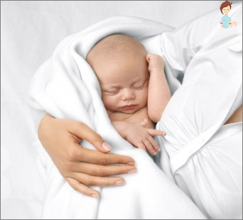 What to give the newborn