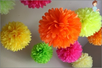 Kaip padaryti, kad gėlės iš vyniojamojo popieriaus: žingsnis po žingsnio instrukcijas