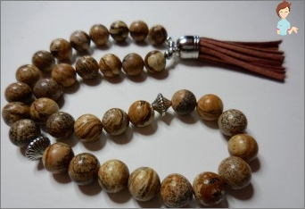 How to make a rosary with your hands?