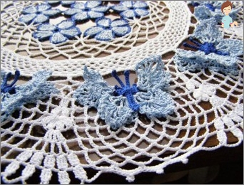 Openwork napkins - a relic of the past or a fashion accessory?