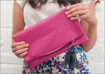 How to sew a clutch yourself?
