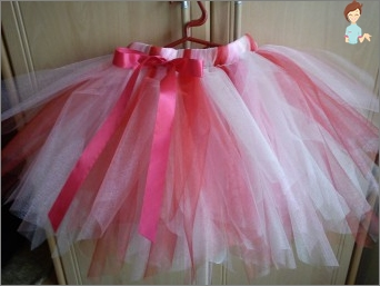 Skirt of tulle: we create a fashionable detail of the wardrobe with our own hands!