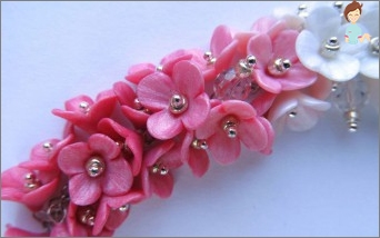 Methods of manufacturing bracelets from polymer clay