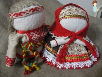 We make a Doll-Zernovushka with our own hands