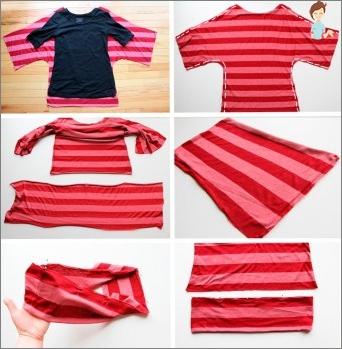 Siuvamosios tunika su savo rankomis: sukurti stilingą ir madingą aprangą visais laikais