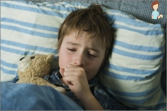 How to recognize a child's bronchitis?