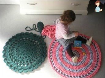 We create rugs from old things