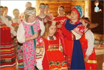 Wedding traditions and customs of the Russian people