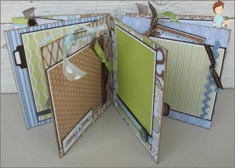 How to make a photo album with his own hands: the idea of ​​hand-made