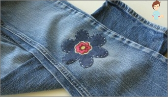 5 creative ideas, how to mend a hole on jeans