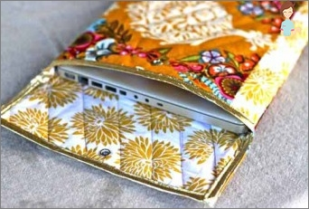 How to sew a cover for a tablet, laptop and e-book quickly and economically?