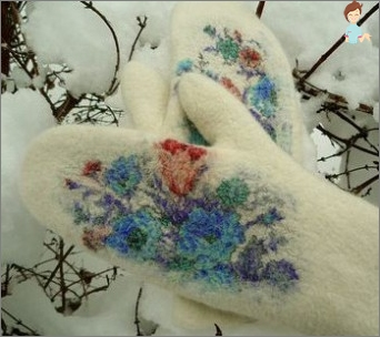 Felted things: is it possible to learn to do yourself
