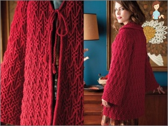 Getting ready for winter - knitting cardigans