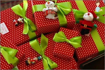 Packaging - the art of gift giving beautiful!