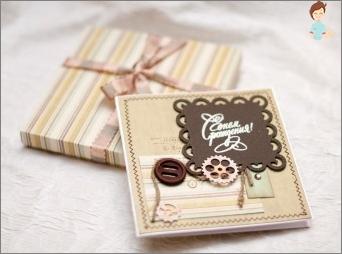 Features Geschenkverpackung ihre eigenen Hände
