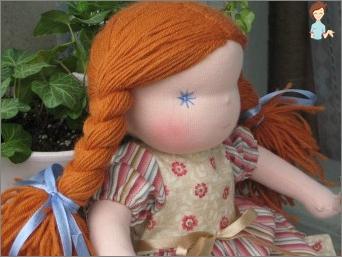 Zauberhandwerk: Handgemachte Puppen für Kinder und für die Seele