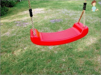 Master swing for children with their own hands