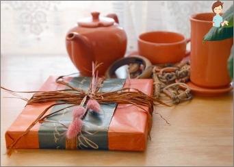 Gift packaging Art