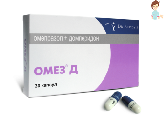 """Omez"" during pregnancy: benefit or harm?"
