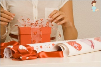 How to pack a gift - the secrets of proper packaging