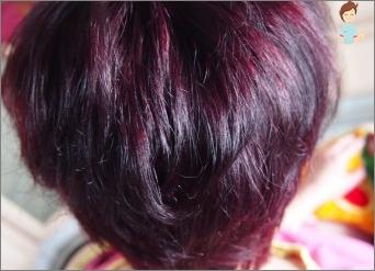 bordeaux hårfarve