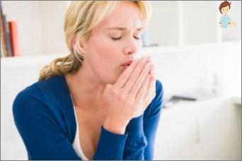Nestettä keuhkoissa yskä