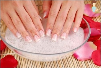 How to care for your hands and nails