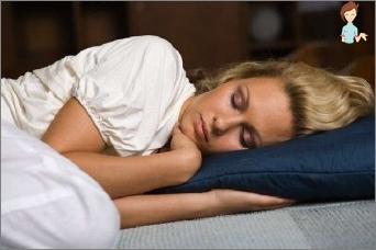 hikoilu nukkuessa