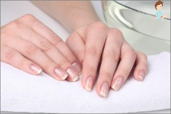 How to quickly grow nails