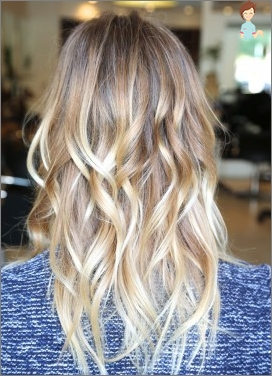 lysere hår med kamillete