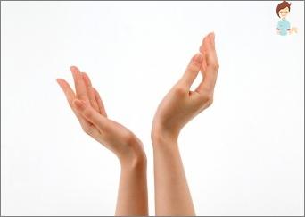 Egzema ant rankų