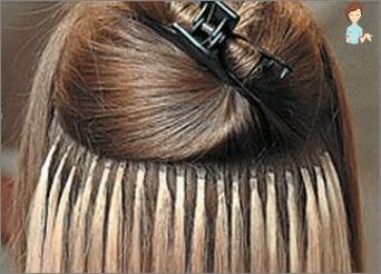 pratęsimo plaukams