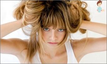 Tørrhet i hodebunnen, ansiktet og hendene