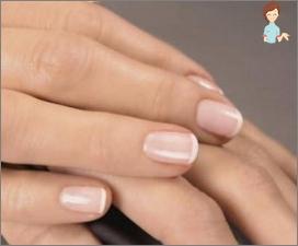 manikyr korta naglar