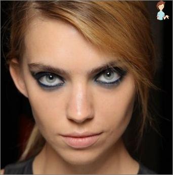 Make-up at home