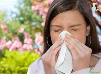 Ką odos alergija?
