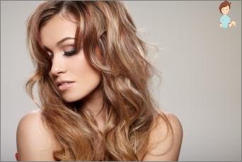 Gražus plaukai - pagrindinis ginklas moterų arsenalą