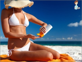 How to sunbathe without harm?